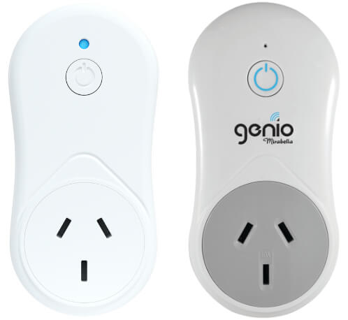 Brilliant / Mirabella Genio Smart Plugs — ESPHome