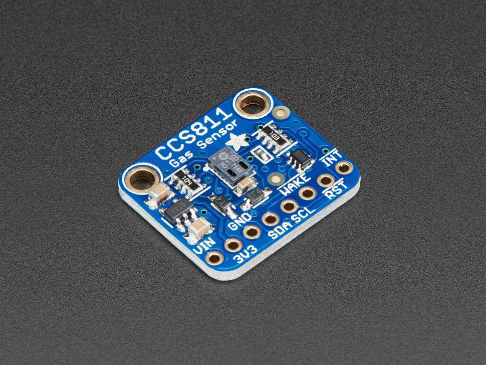 CCS811 CO_2 and Volatile Organic Compound Sensor — ESPHome
