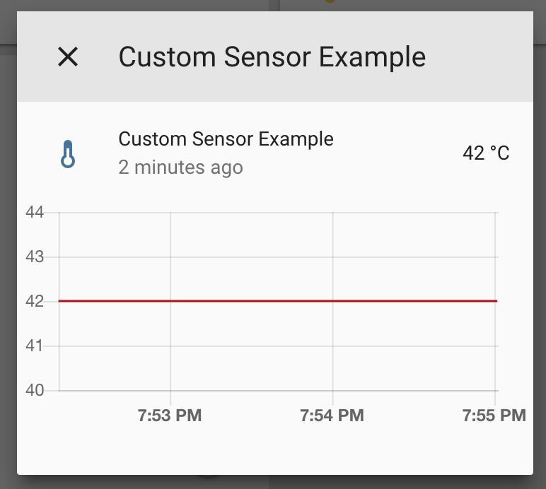 Custom Sensor Component — ESPHome