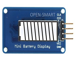 TM1651 Battery Display